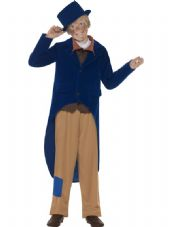 Childs Dickensian Boy Costume